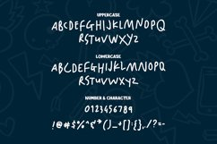 Happy Hints - Kids Doodle Handwriting Font Product Image 7