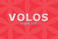 Web Font Organic Poster Font Product Image 1