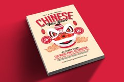 Chinese New Year Flyer Product Image 3