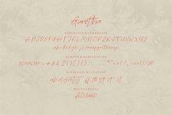 Garetha - Beauty Handwritten Font Product Image 2