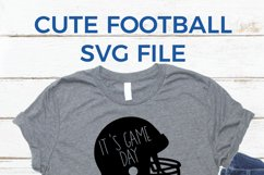 Football SVG - It's Game Day Product Image 3