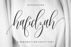 Hafidzah | Handwritten Font Product Image 1