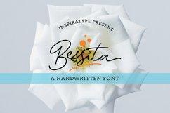 Bessita Handwriting - Script Product Image 1