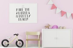 Barney Pop - Playful Display Font Product Image 9