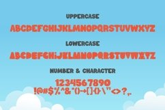 Party Kids - Gaming Font Product Image 4