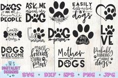 Dog SVG Bundle   Pets SVG   Dog Quotes SVG Product Image 2