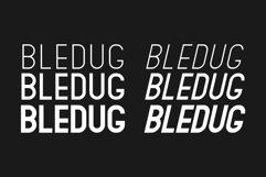 Bledug Font Family Product Image 2