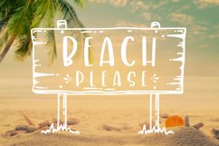 Crafty Beach -extra summer clipart- Product Image 4
