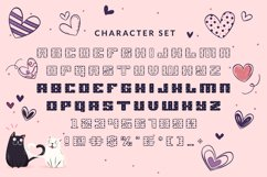 Web Font Filled with Love Product Image 4