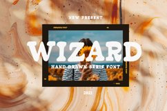 Wizard Bold Product Image 1