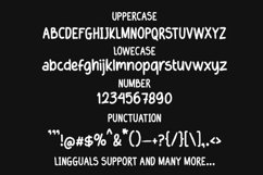 Maniko - Handpainted Svg Font Product Image 2