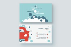 Car Wash Business Card Product Image 2