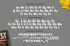 Web Font Lander Font Product Image 5
