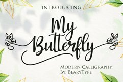 My Butterfly Product Image 1
