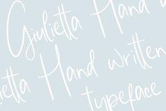 giulietta \\ handwriting Product Image 2