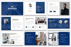 Biznieza - Company Profile Powerpoint Template Product Image 2