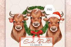 New Year Bull Product Image 1