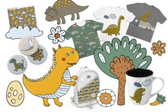 Funny dinosaurs Product Image 8