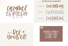 The Coffee Bundle - 6 Fun & Quirky Fonts Product Image 3