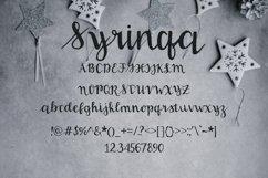 Syringa Font Product Image 2