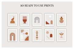 Boho Geometric Shapes & Elements - More than 500 Product Image 4