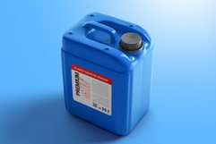 Plastic Canister Mockup Product Image 1