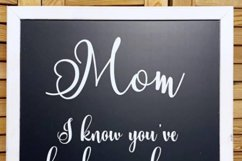 Mom quote - Mothers day - love - inspiration - Gifts for mom Product Image 2