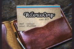 victoria font Product Image 2
