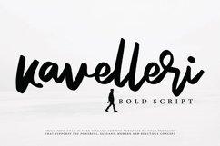 Kavelleri - Brush Font Product Image 1