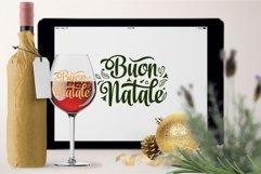 Buon Natale svg Italian Christmas Around the World Product Image 5