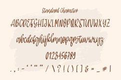Modern Script Font - Miguelno Carlota Product Image 3