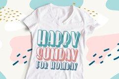 Quirky Font - Shera Cupcake Product Image 3
