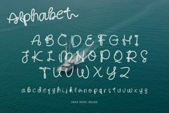 Face Rope Typeface Product Image 2