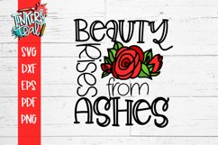Beauty Rises From Ashes SVG Sublimation Product Image 2