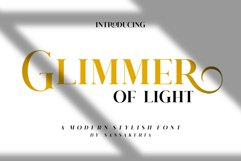 Glimmer Of Light Product Image 1