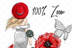 Poppy Clip Art Product Image 4