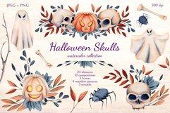 Halloween Skulls Product Image 1