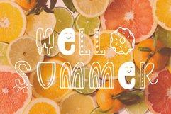 Slice of Summer, Symbols Font Product Image 4
