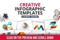 Creative infographics templates Product Image 3