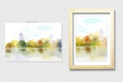 Realistic watercolor brushes Product Image 5