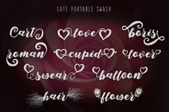 Monstere Script   Sketch Style Product Image 6