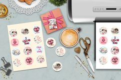 Valentine's Cards, Stickers & Tags Product Image 2