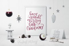 Handlettered Holiday Product Image 1