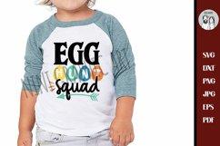 Egg Hunt Squad SVG, Easter SVG, Easter Basket svg, Product Image 2