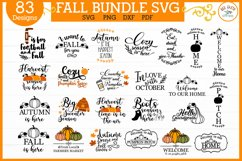 ULTIMATE Christmas and Fall, Autumn, thanksgiving bundle SVG Product Image 6