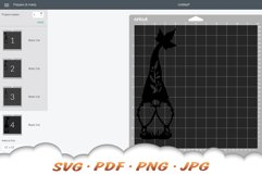 Fall Garden Gnomes SVG Bundle Product Image 2