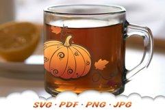 Fall Pumpkin SVG Files For Cricut Product Image 4