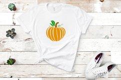 Fall Pumpkin SVG Bundle - Fall SVGs - Fall SVG Cut File Product Image 2