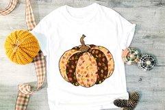 Sublimation Fall Pumpkin Design Product Image 3