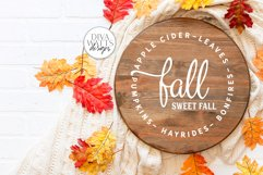 Fall / Autumn SVG Bundle of 24 Designs | Sign Making SVG Product Image 6